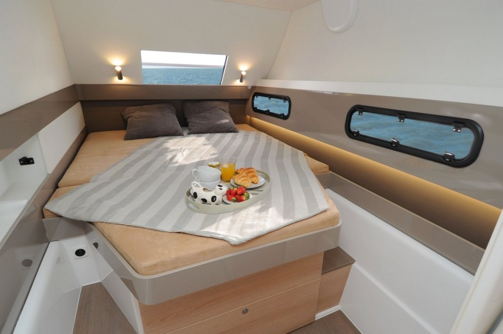 Catana Bali 4.1 between personal and professional Propriano
