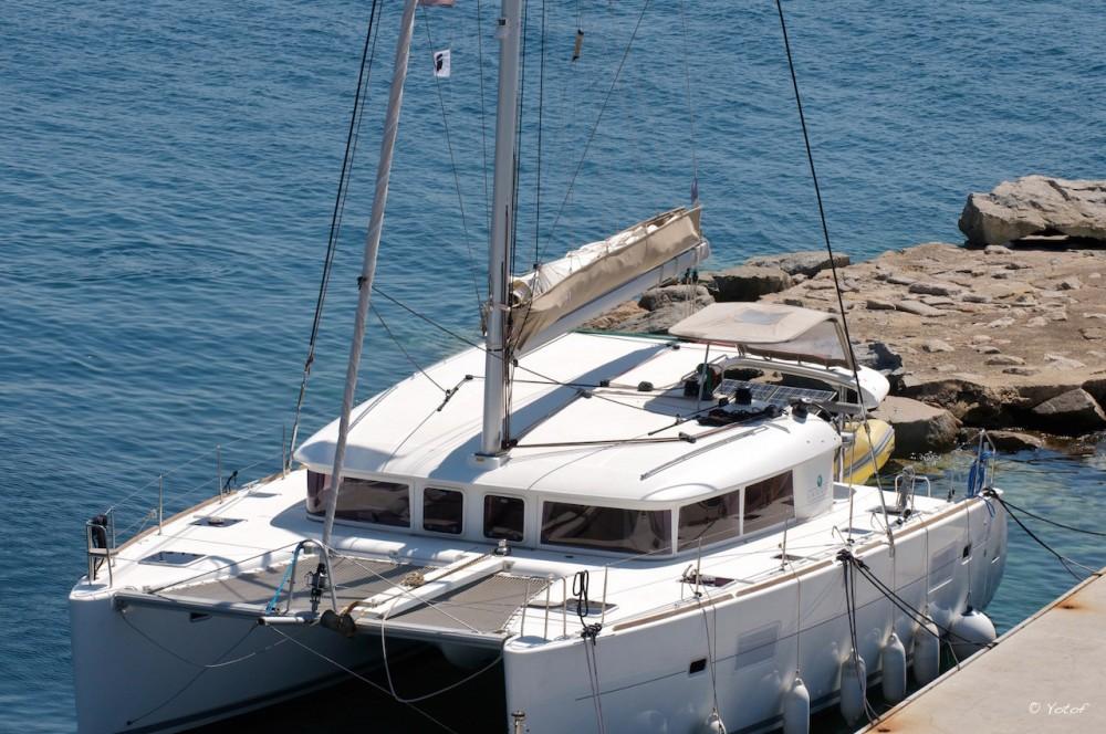 Rental Catamaran in Ajaccio - Lagoon Lagoon 400