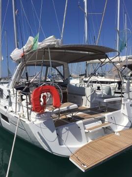 Rental yacht Cecina - Bénéteau Oceanis 41.1 on SamBoat
