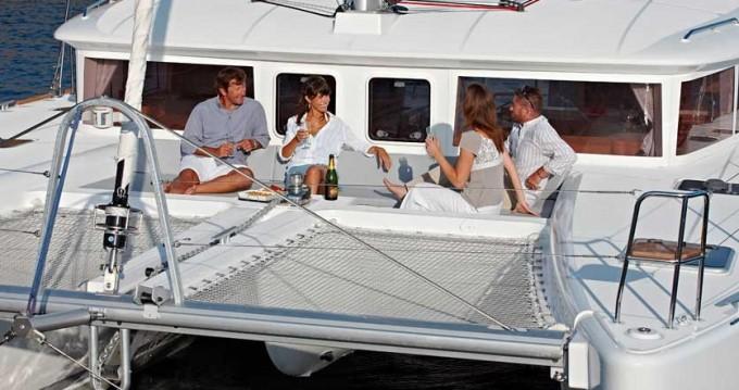 Rental Catamaran in Playa Sardinera - Lagoon Lagoon 450 F
