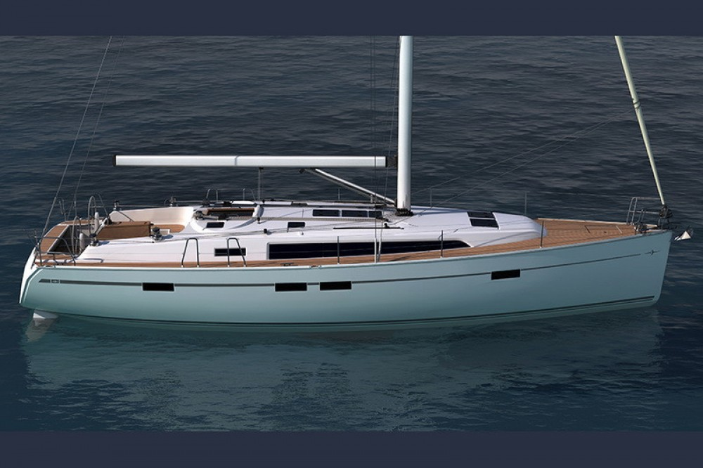 Bavaria Bavaria 46 Cruiser between personal and professional Naples