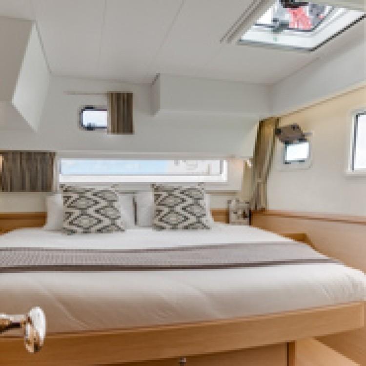 Rental Catamaran in Puerto Rico - Lagoon Lagoon 420