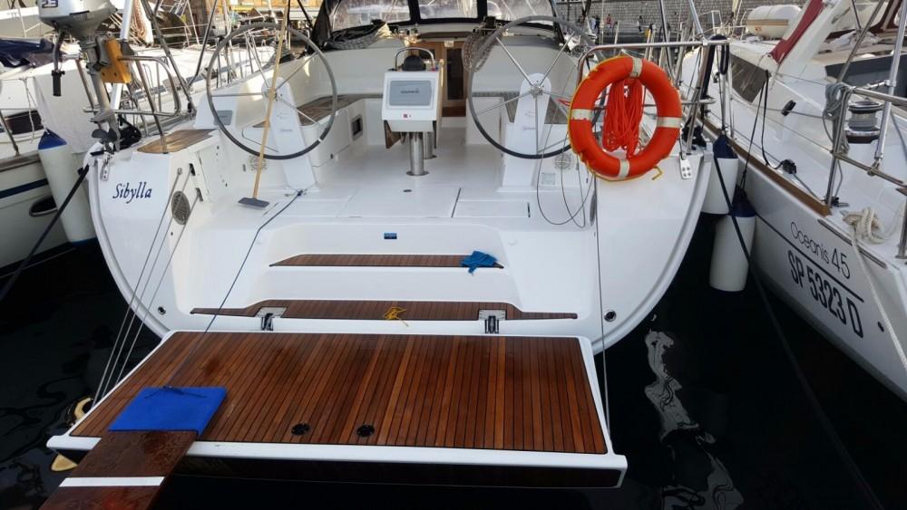 Rental Sailboat in Naples - Bavaria Bavaria 46 Cruiser