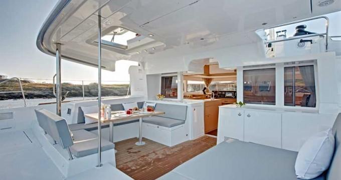 Rental Catamaran in Playa Sardinera - Lagoon Lagoon 450