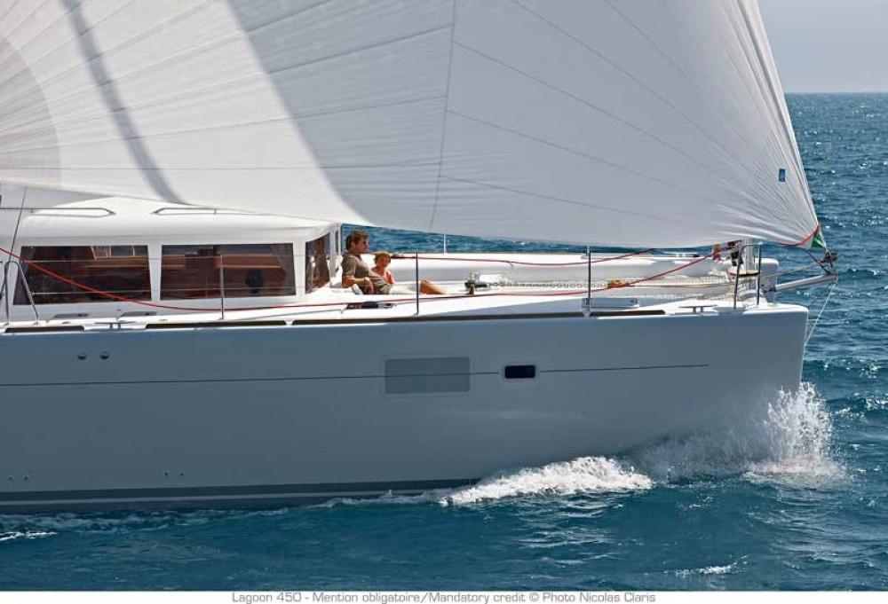 Rental yacht  - Lagoon Lagoon 450 on SamBoat