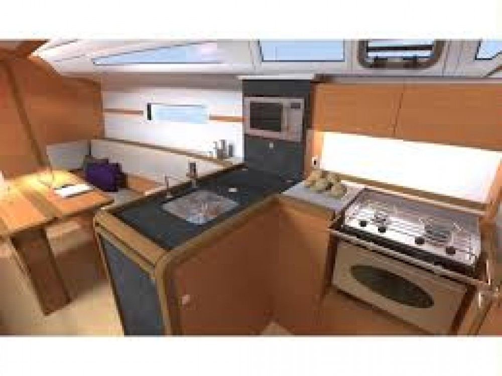 Jeanneau Sun Odyssey 349 between personal and professional Puerto Rico