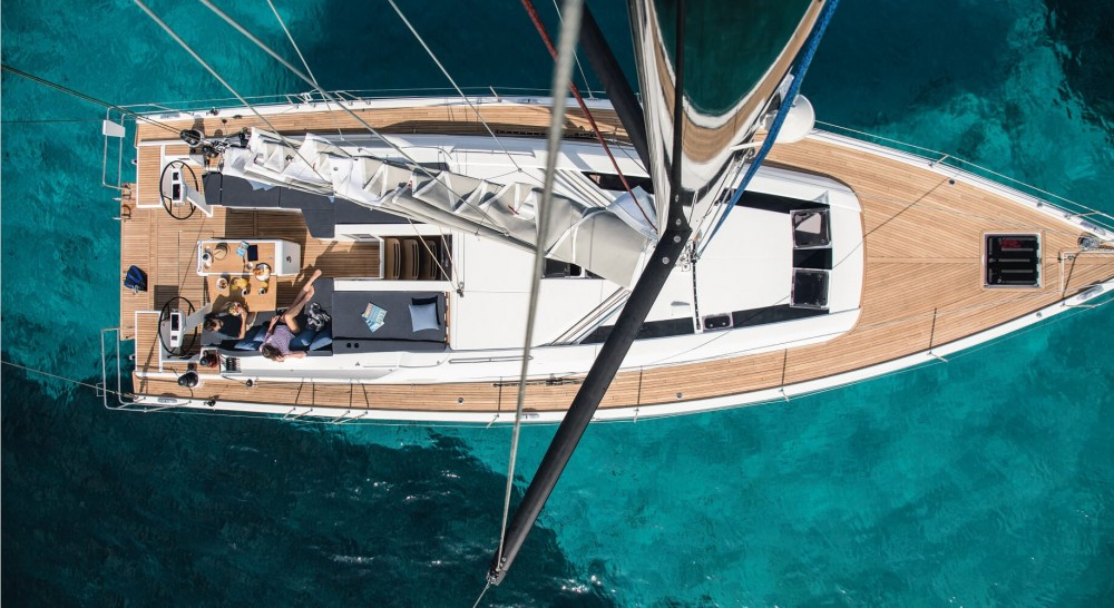 Sailboat for rent Cala d'Or at the best price