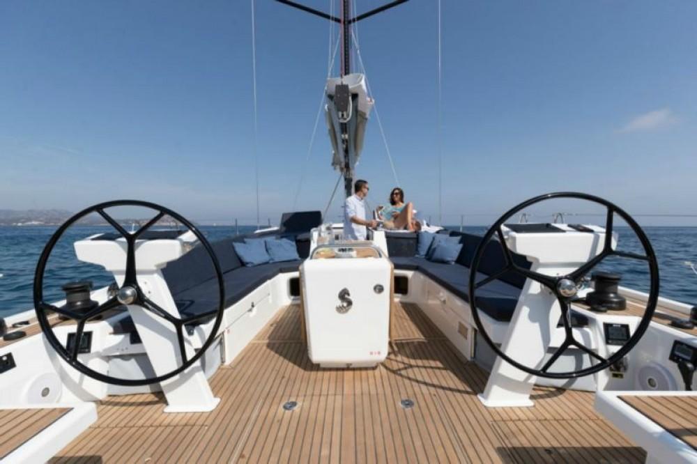 Rental Sailboat in Cala d'Or - Bénéteau Oceanis 51.1