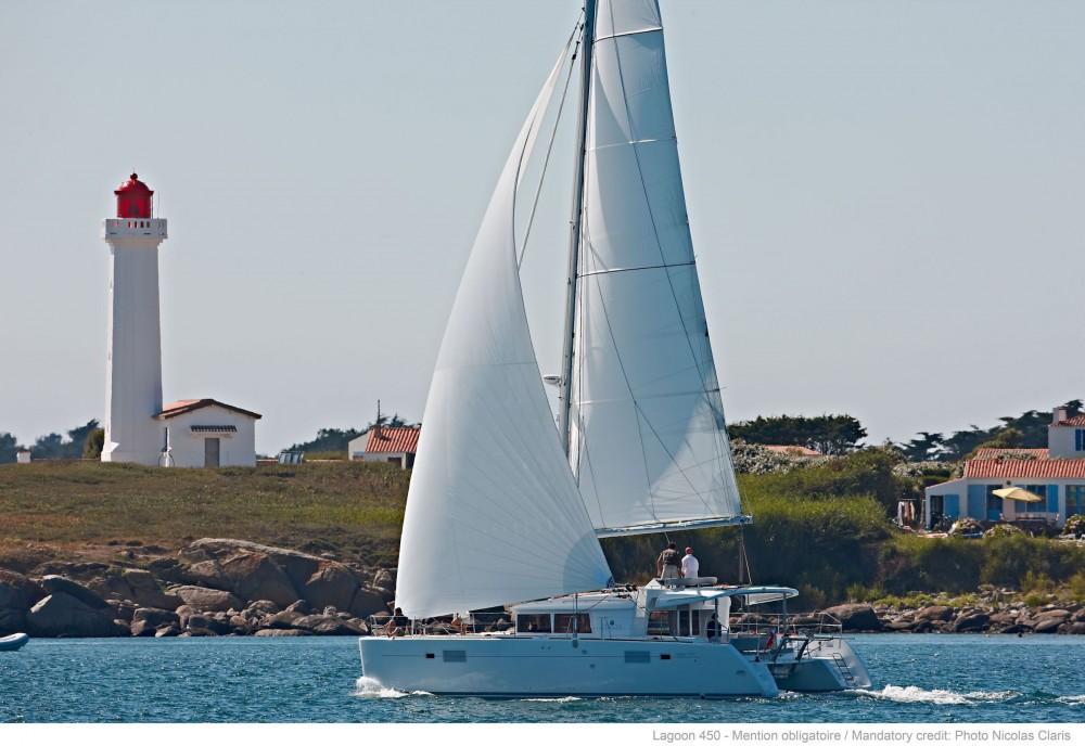 Rental yacht Furnari - Lagoon Lagoon 450 F on SamBoat