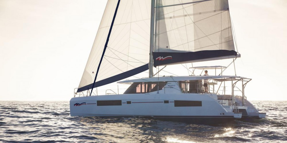 Robertson-Caine Leopard 45 between personal and professional Procida