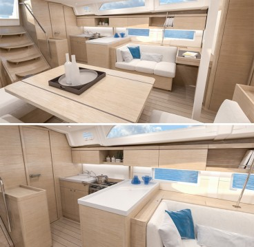 Boat rental Bénéteau Oceanis 46.1 in Procida on Samboat