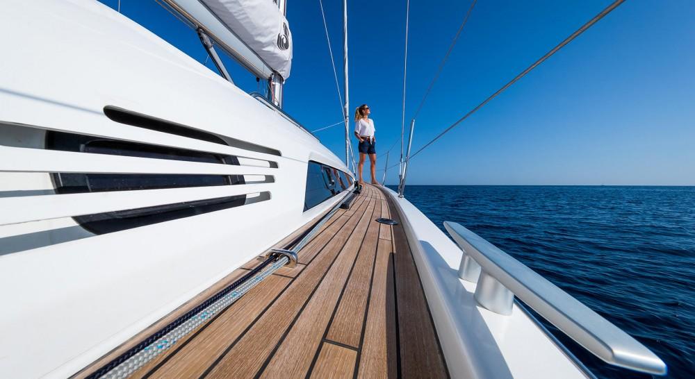 Rental Sailboat in Procida - Bénéteau Oceanis 461