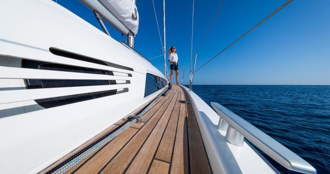 Rental Sailboat in Procida - Bénéteau Oceanis 46.1