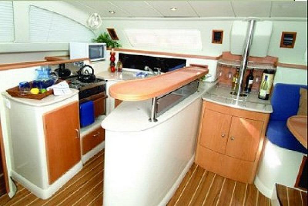 Rental yacht Procida - Robertson-Caine Leopard 45 on SamBoat
