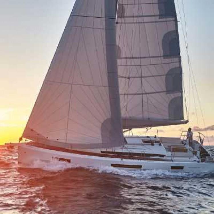 Jeanneau - Sun Odyssey Sun Odyssey 440 between personal and professional Procida