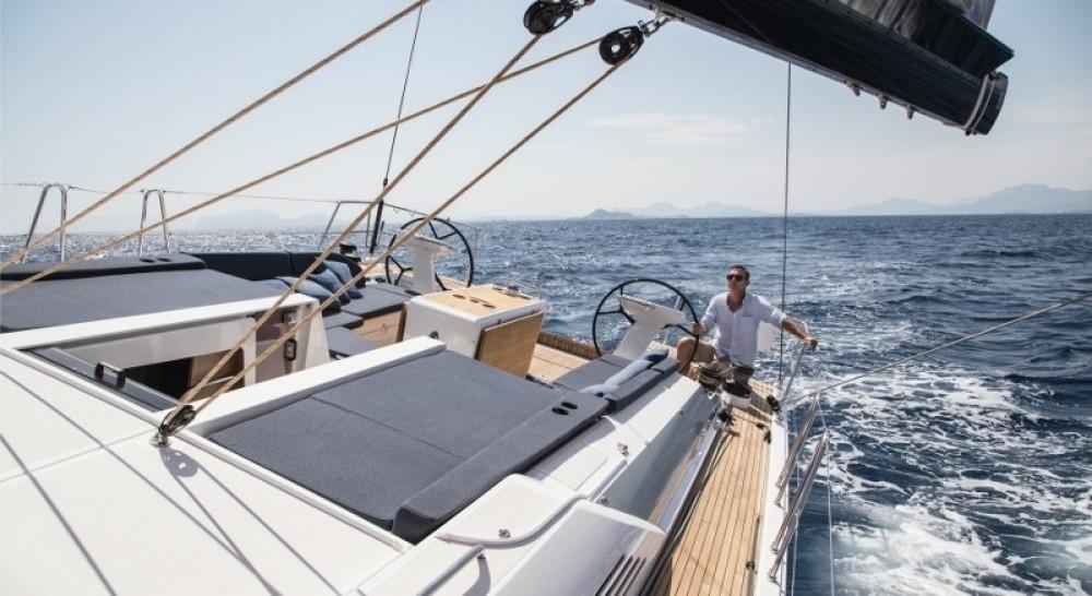 Boat rental Procida cheap Oceanis 51.1