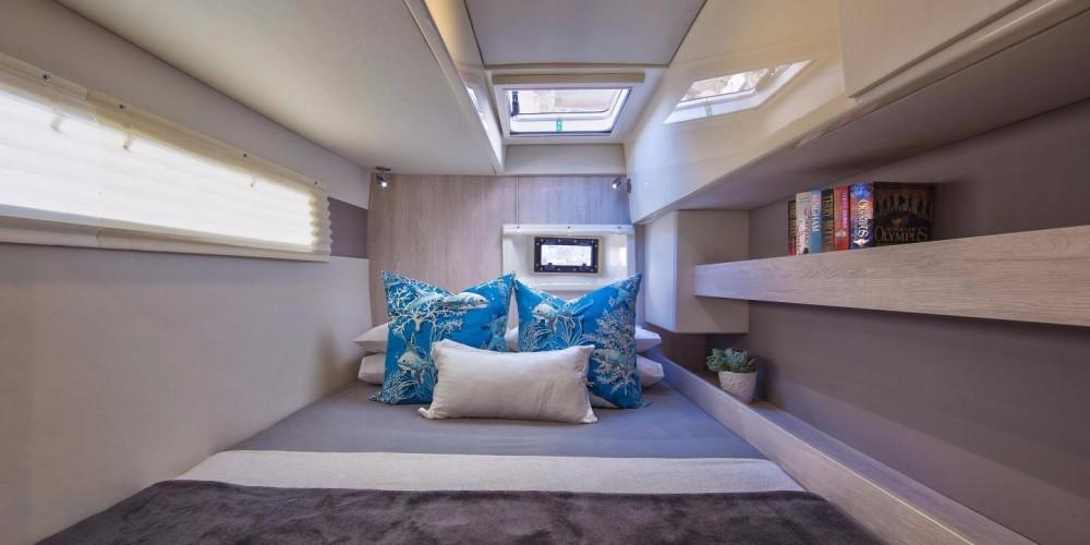 Catamaran for rent Cannigione at the best price