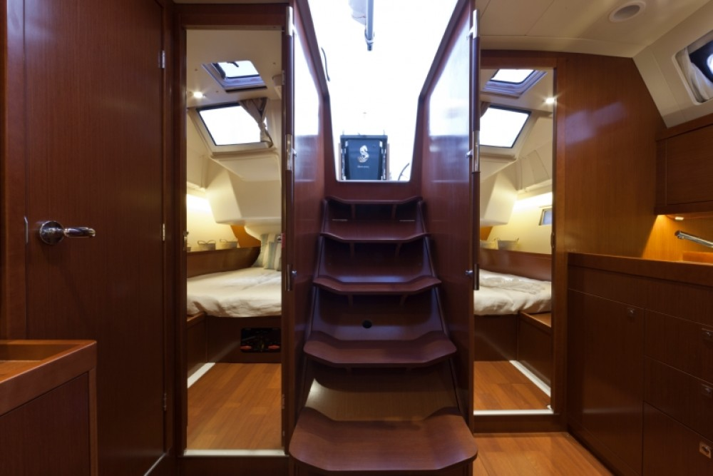 Bénéteau Oceanis 41 between personal and professional Cannigione