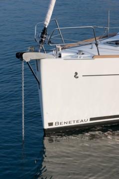 Rental Sailboat in Cannigione - Bénéteau Oceanis 41.1