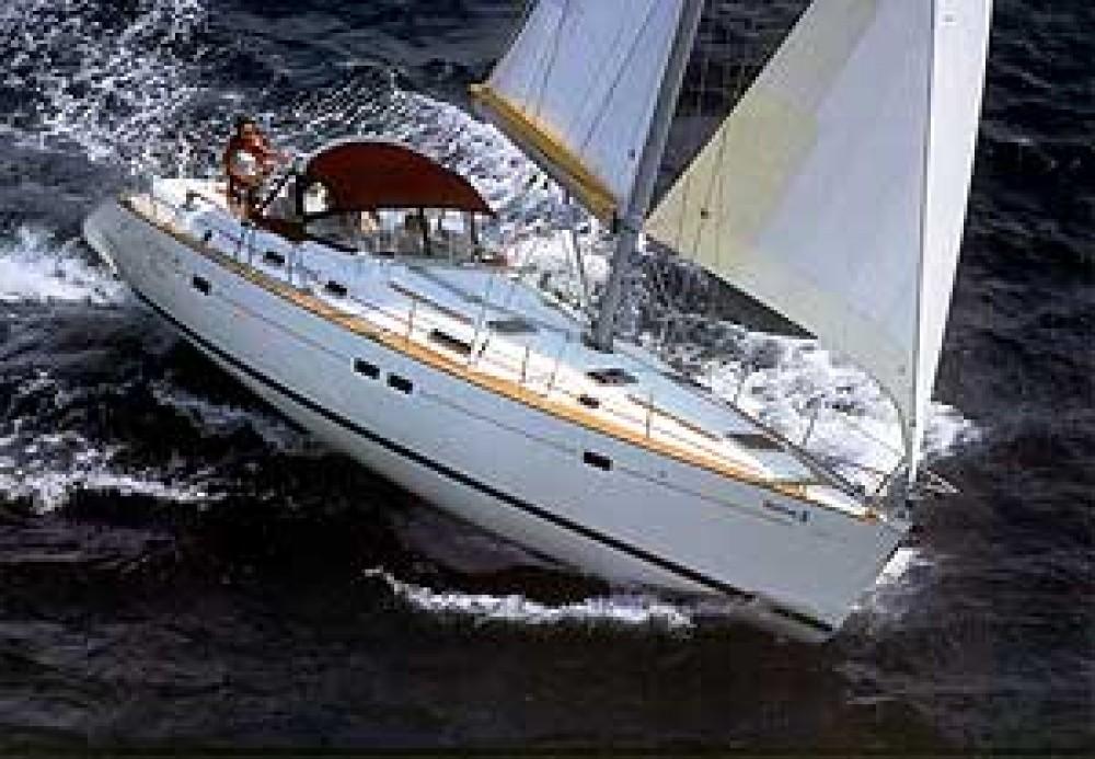 Boat rental Cannigione cheap Oceanis 41