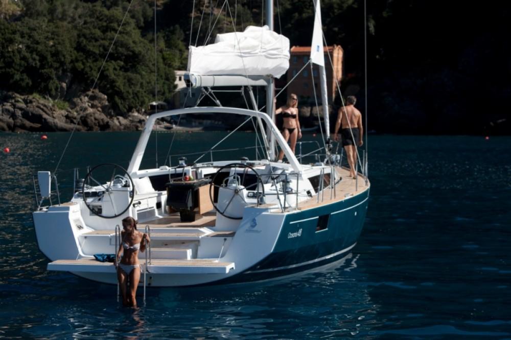 Rental Sailboat in Furnari - Bénéteau Oceanis 48