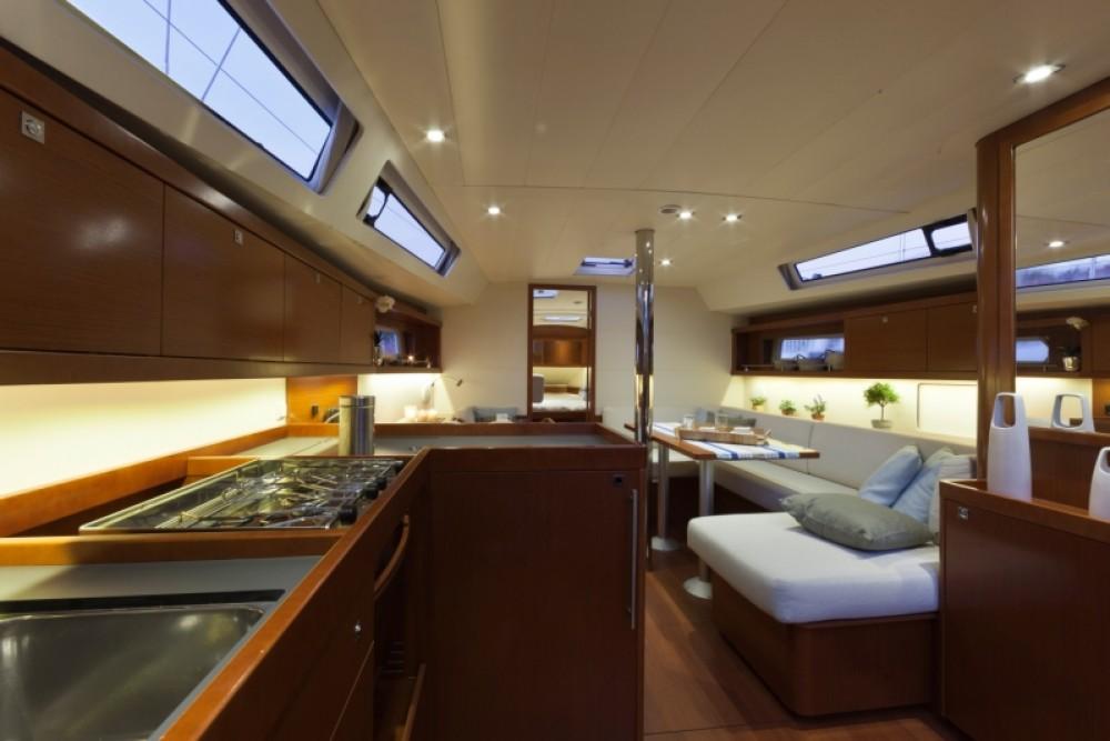 Boat rental Procida cheap Oceanis 41