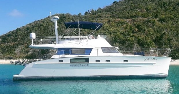 Rental Catamaran Fontaine with a permit