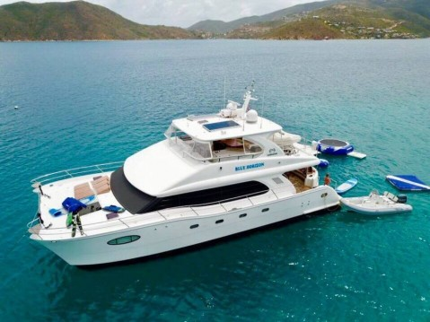 Yacht for rent Tortola at the best price