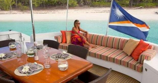Rental Yacht in Tortola - Horizon Horizon 60