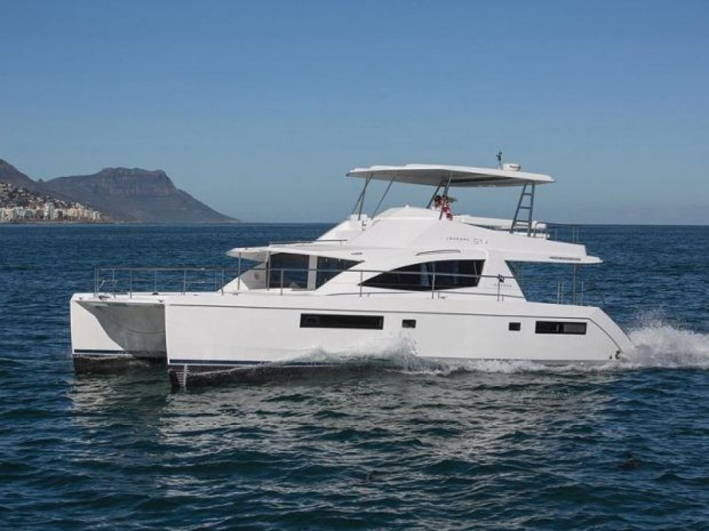 Boat rental Road Town cheap ROBERTSON CAINE 51 PC
