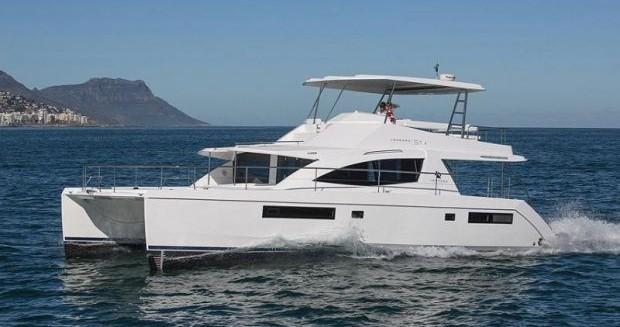 Rental Motorboat in Tortola - Roberston Caine/Leopard Leopard 51 PC
