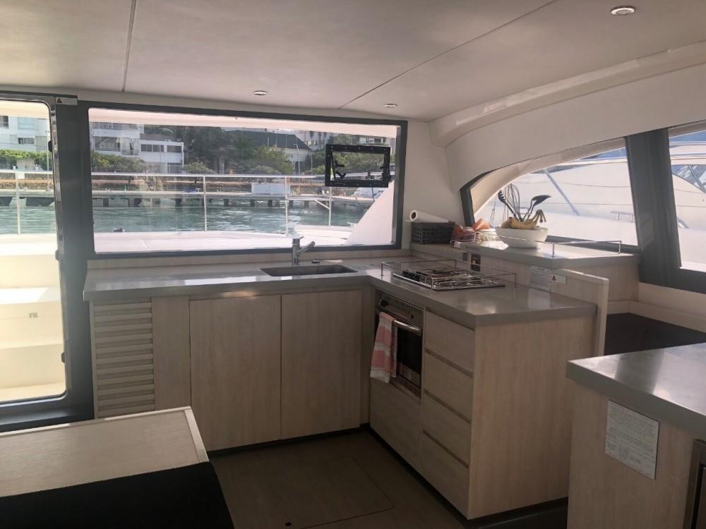 Boat rental Leopard Leopard 43 PC in Cartagena on Samboat