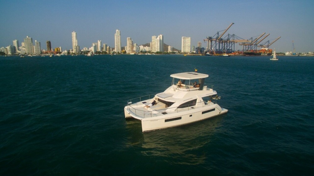 Leopard Leopard 43 PC between personal and professional Cartagena