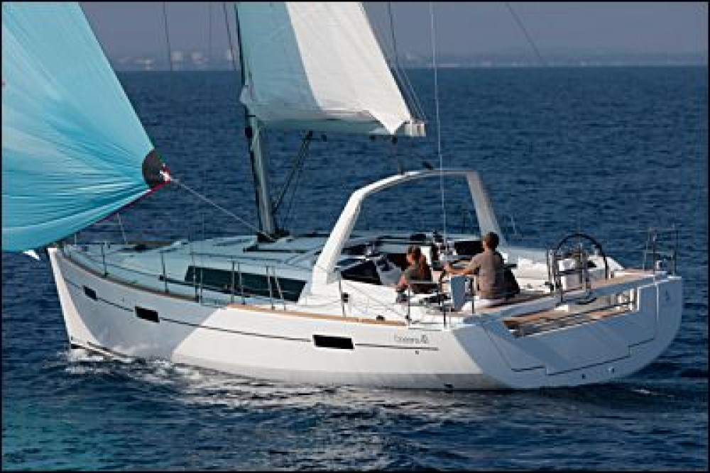Boat rental Cannigione cheap Oceanis 41