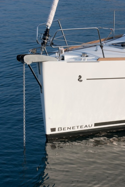 Boat rental Bénéteau Oceanis 41 in Cannigione on Samboat