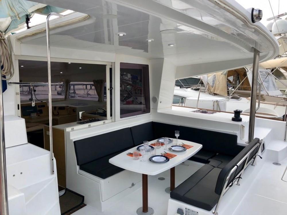 Boat rental Carthagène cheap Lagoon 400
