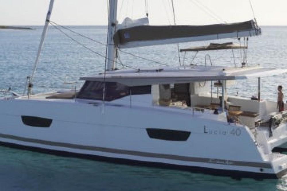 Boat rental  cheap Lucia 40
