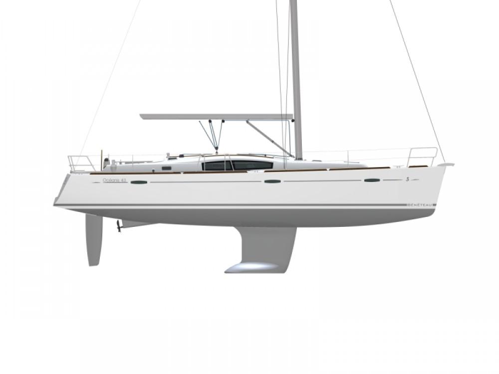 Rental yacht Procida - Bénéteau Oceanis 43 on SamBoat