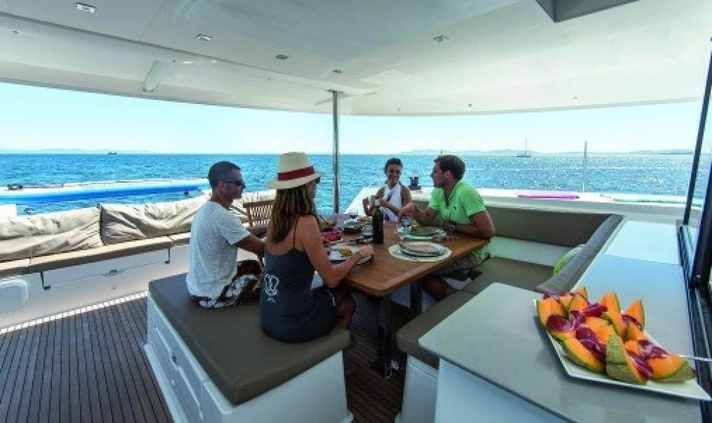 Rent a Fountaine Pajot Saba 50 US Virgin Islands