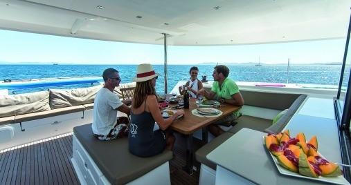 Rental yacht Saint Thomas - Fountaine Pajot Saba 50 on SamBoat