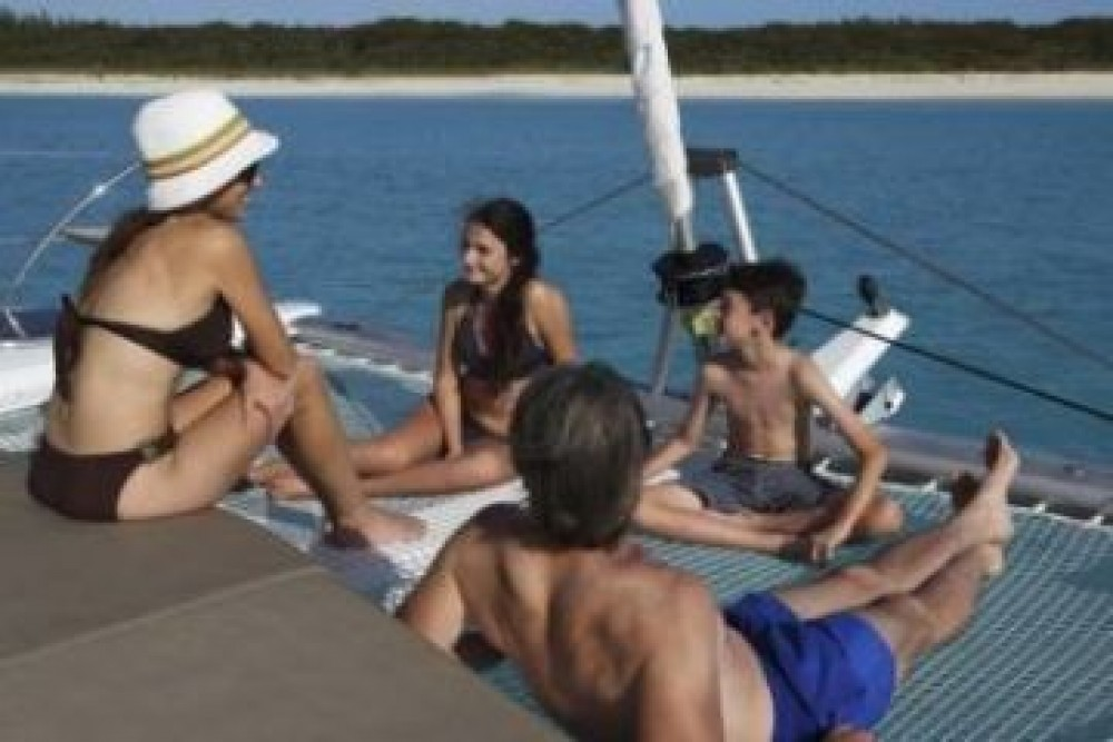 Boat rental Fountaine Pajot Fountaine Pajot in  on Samboat