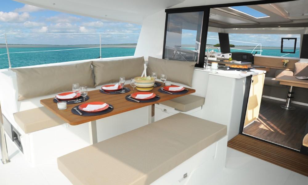 Rent a  Helia 44 Evolution US Virgin Islands