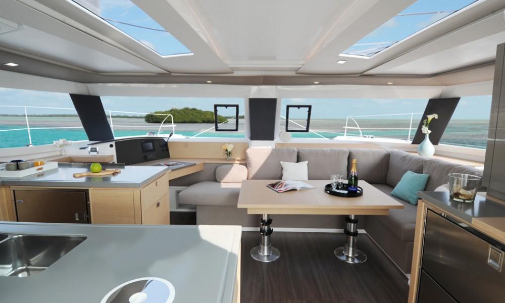 Boat rental  Helia 44 Evolution in US Virgin Islands on Samboat