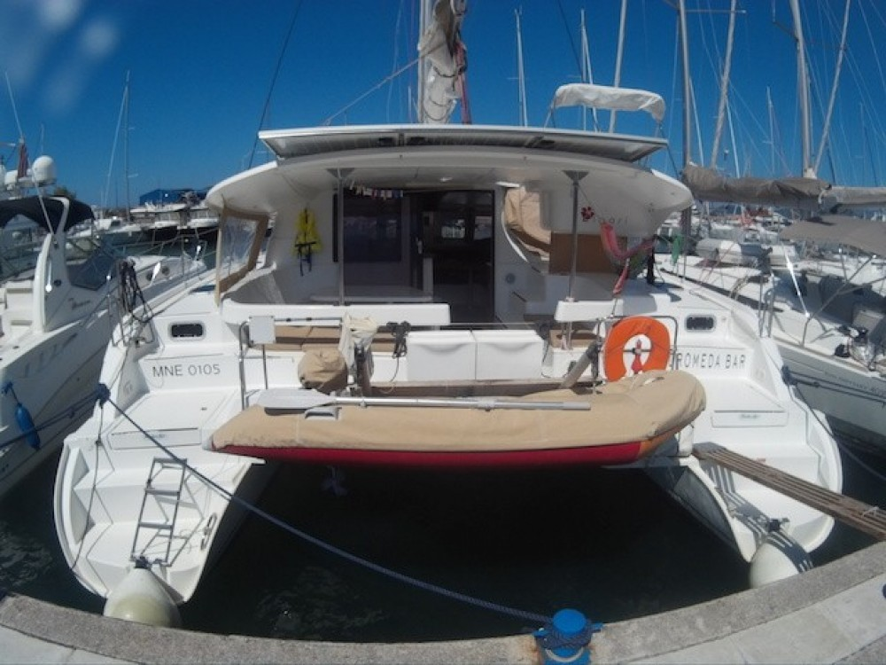 Rent a Fountaine Pajot  Tivat