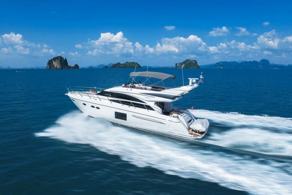 Boat rental Princess-Yachts Princess 64 in Phuket on Samboat