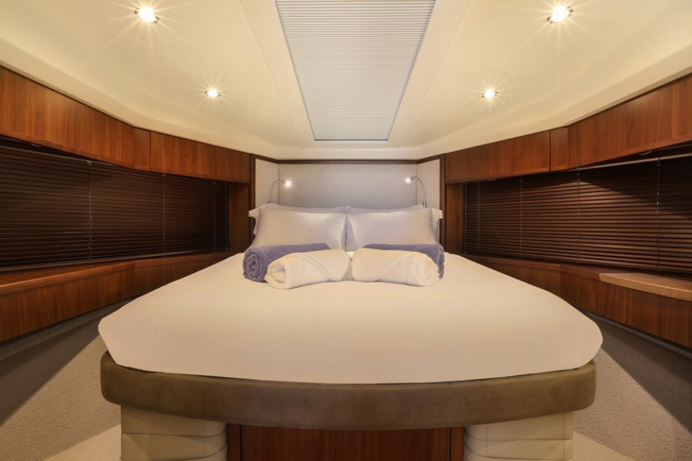 Rental Yacht in Phuket - Princess-Yachts Princess 64