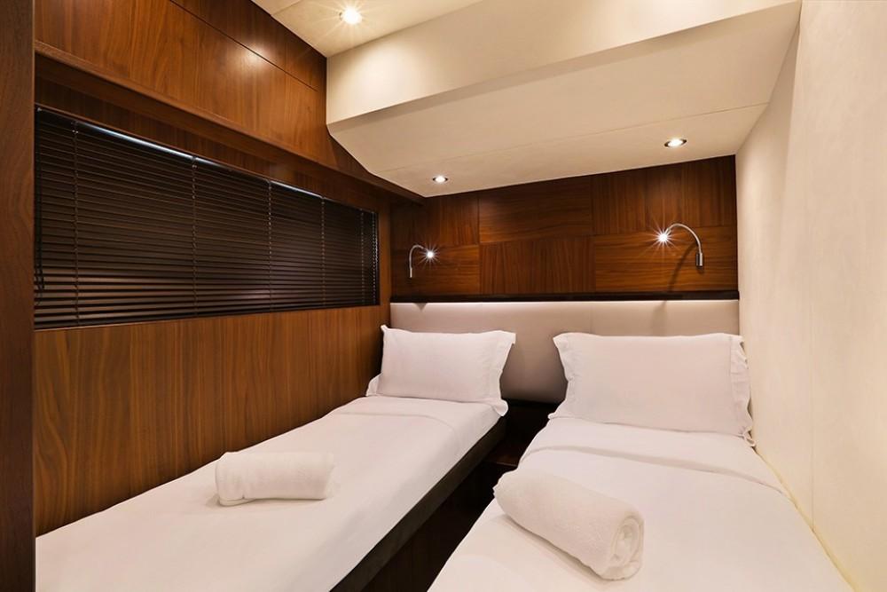 Rental yacht Phuket - Princess-Yachts Princess 64 on SamBoat