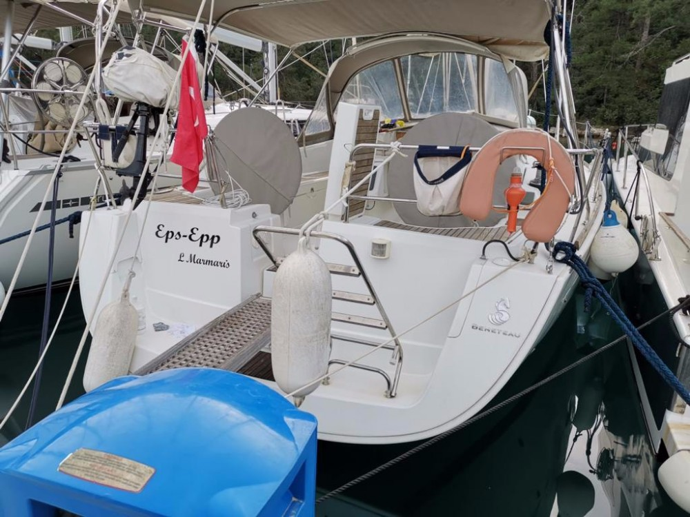 Rental Sailboat in Aegean Region - Bénéteau Oceanis 40
