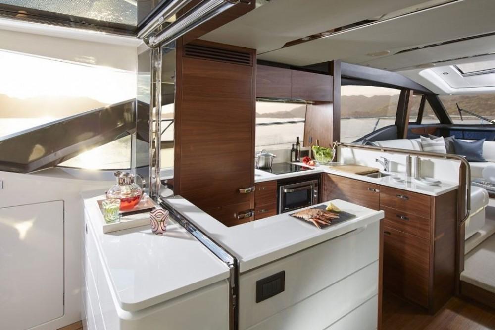 Rental Yacht in  - Princess-Yachts Princess S65