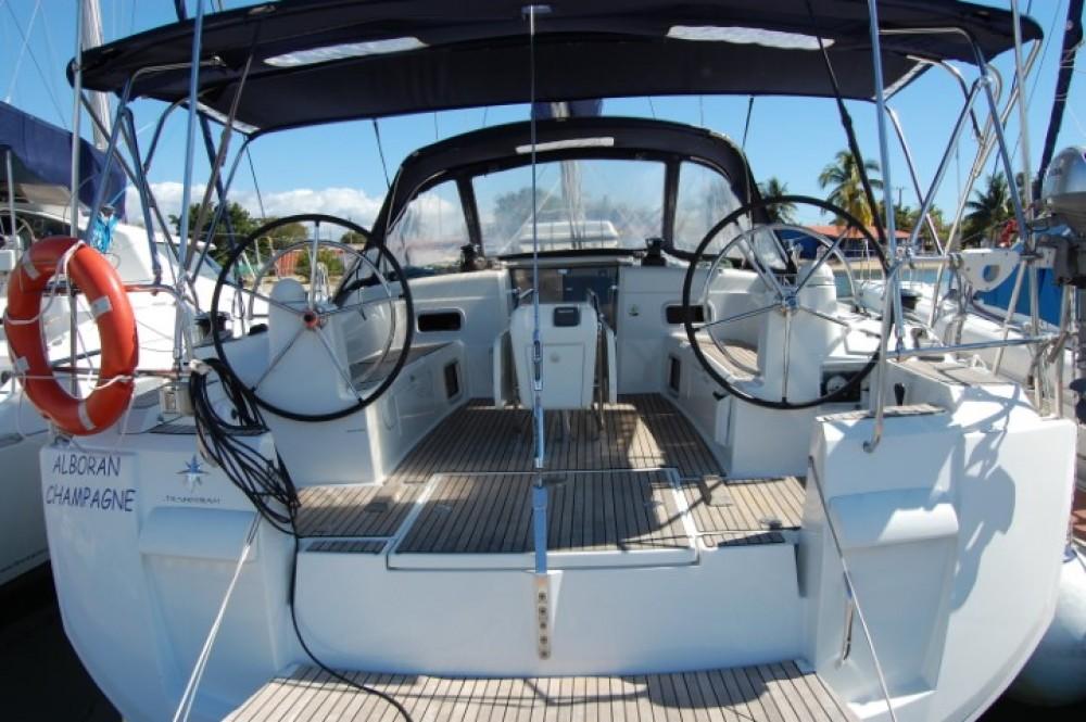 Rental Sailboat in Cienfuegos - Jeanneau Sun Odyssey 519